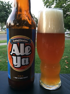 Lengthwise Ale Ya Imperial IPA 1