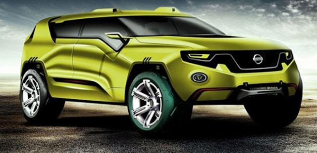 2018 Nissan Xterra Design