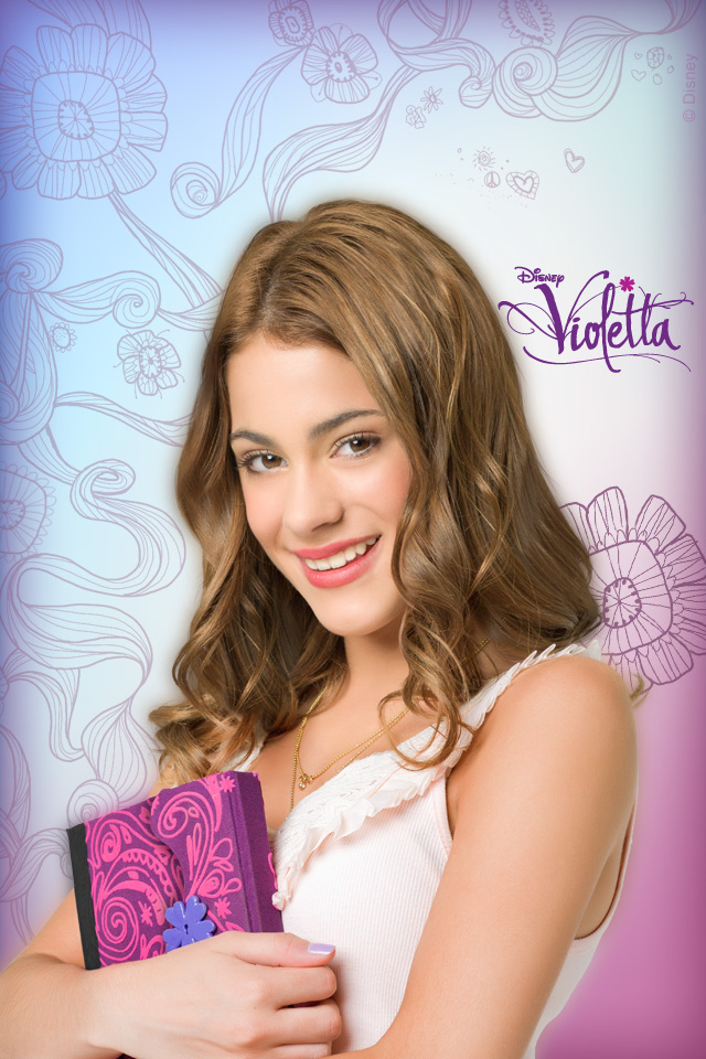 Disney Channel.De Violetta