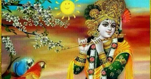 Lord Krishna Good Morning Images Krishna Images Good Morning Lord