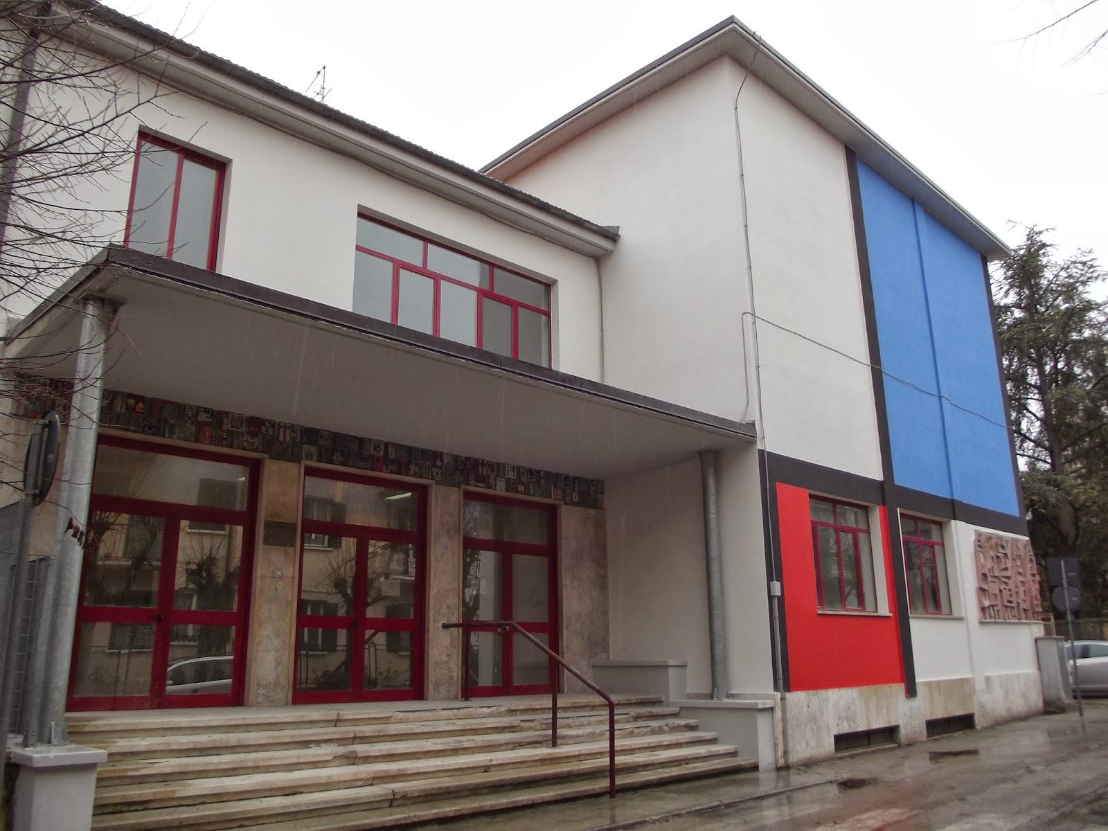 Centroabruzzonews istituto superiore ovidio al via la for Istituto superiore
