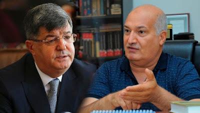 Sərdar Cəlaloğlu PKK terrorçuları ilə gizli görüş keçirib