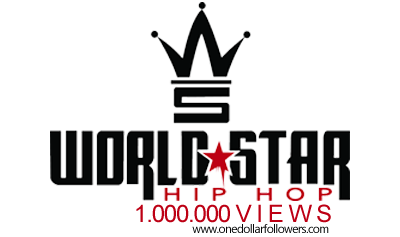 Buy 1 Million Worldstarhiphop Views