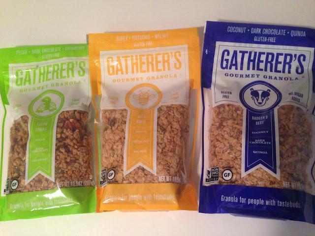 Gatherer's Granola