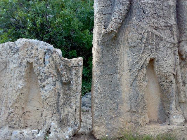 надпись на камнях Руны