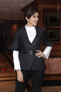 Actress Taapsee Pannu Stills at International Women's We Care  0002.JPG