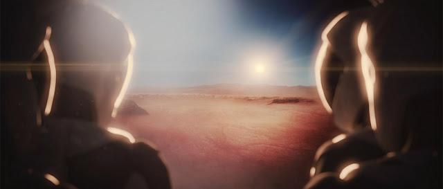 ُElon Musk حول خطته في استعمار الكوكب الأحمر المريخ