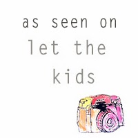 let the kids blog logo