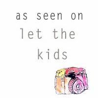 let the kids blog logo