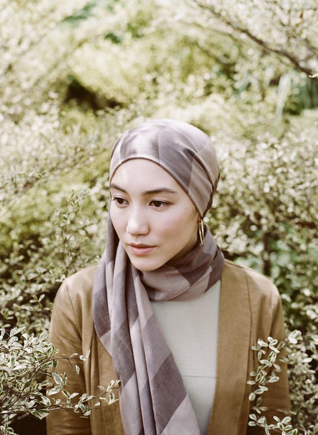 La moda del hijab llega a Reino Unido