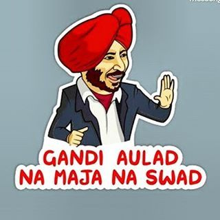 Punjabi Jokes and status