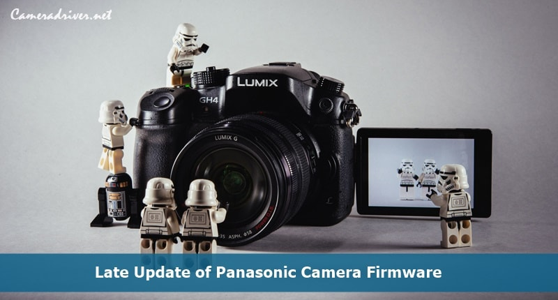 Panasonic Camera Firmware