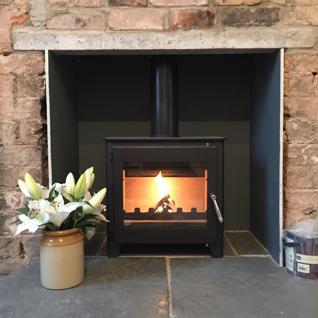 Saltfire ST3 Log Burner