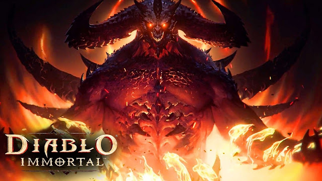 Diablo Immortal, no intenta imitar la saga en PC