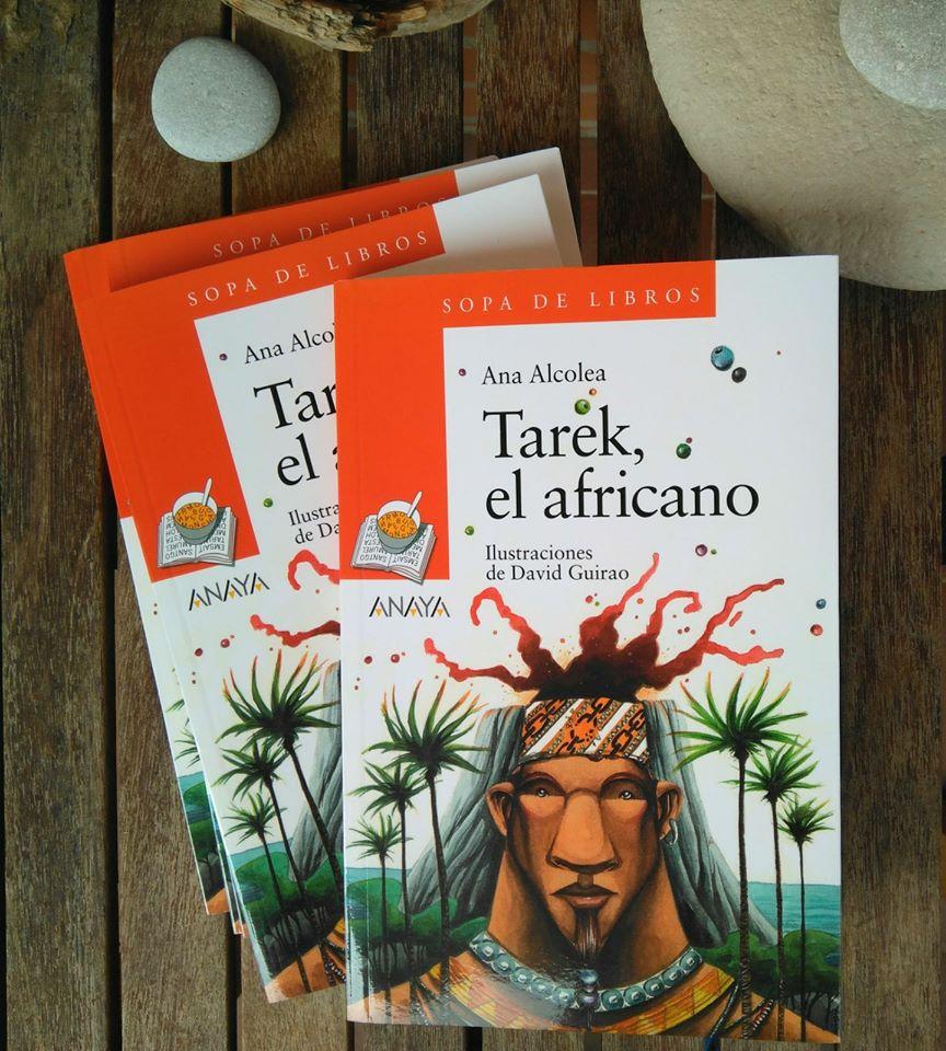 """""""Peleando con las TIC"""": Llega a las librerías Tarek el"""
