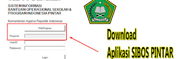 Download Aplikasi SIBOS PINTAR Terbaru