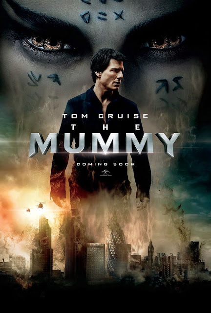 The Mummy Tom Cruise Poster