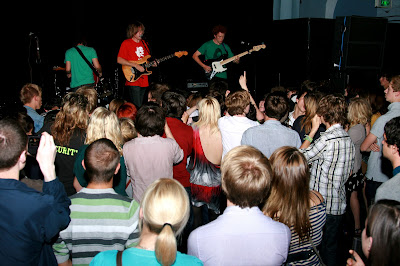 Bombay Bicycle Club at Norwich Arts Centre
