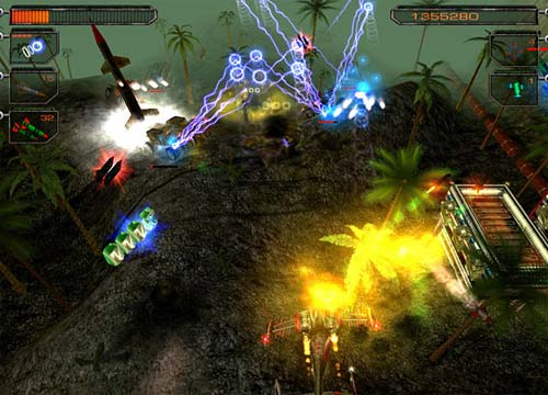 لعبة حرب خفيفة Desert Hawk للكمبيوتر والاب توب كاملة