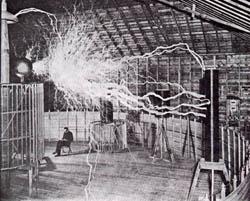 Laboratorio de Colorado Springs - Nikola Tesla