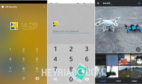 Cara Membuka Galeri Android Yang Terkunci