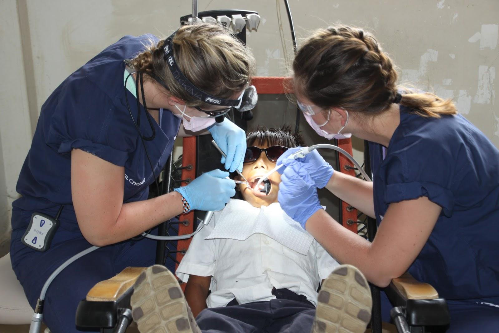 Webster Dental News Dr Chelsea Jones And Mission Save A