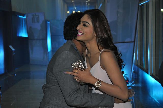 Aishwarya Devan Hot Pics at Rogue Telugu Movie Audio Launch