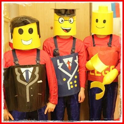 Frau Tschi Tschi Diy Lego Kostum Zum Fasching
