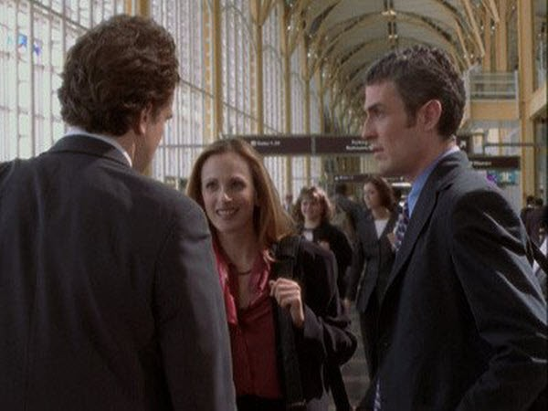 The West Wing - Season 2 Episode 20: The Fall's Gonna Kill You