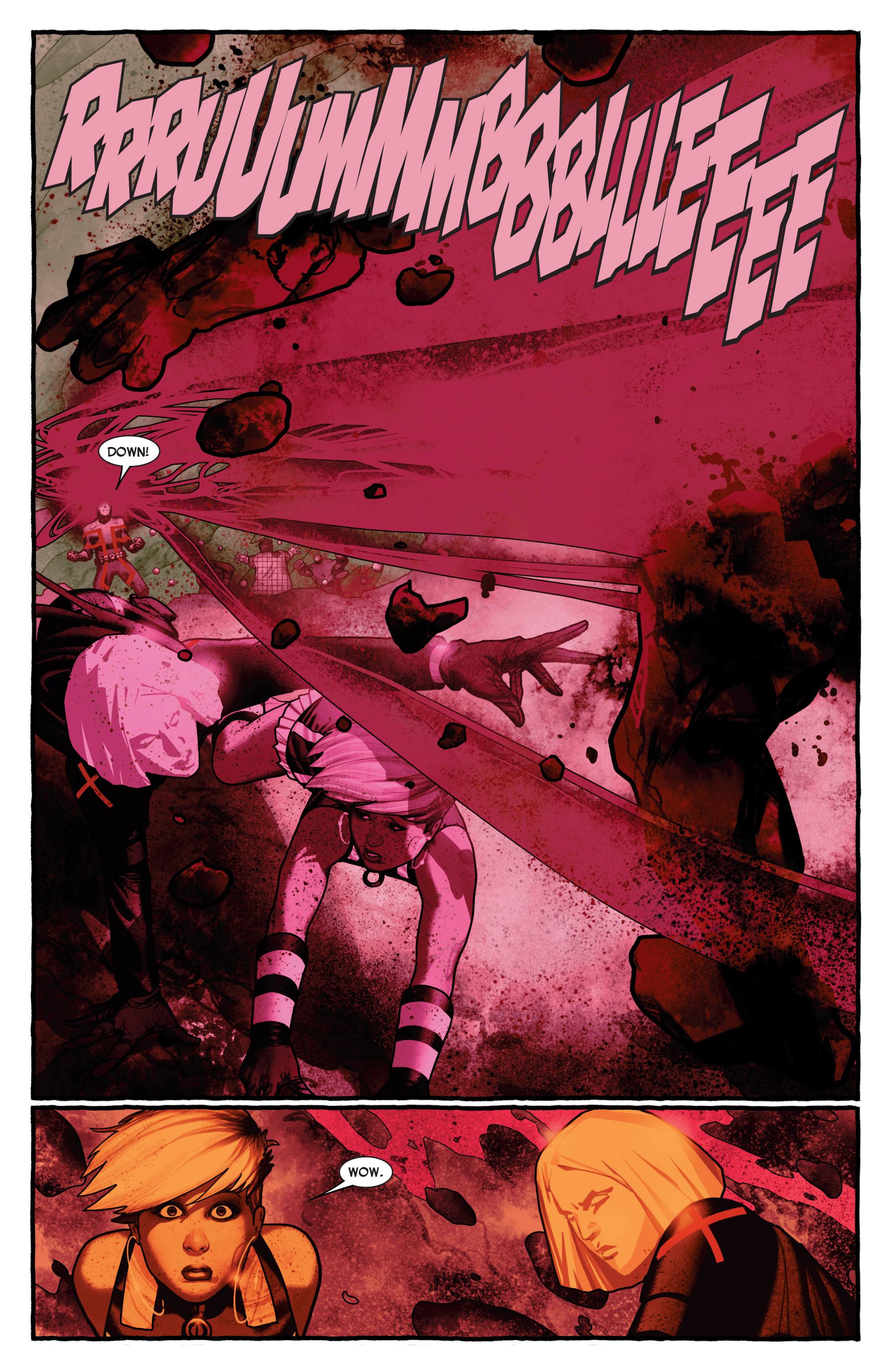 Read online Uncanny X-Men (2013) comic -  Issue # _TPB 2 - Broken - 28