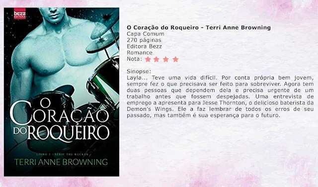 O Coração do Roqueiro - The Rocker #02 - Terri Anne Browning