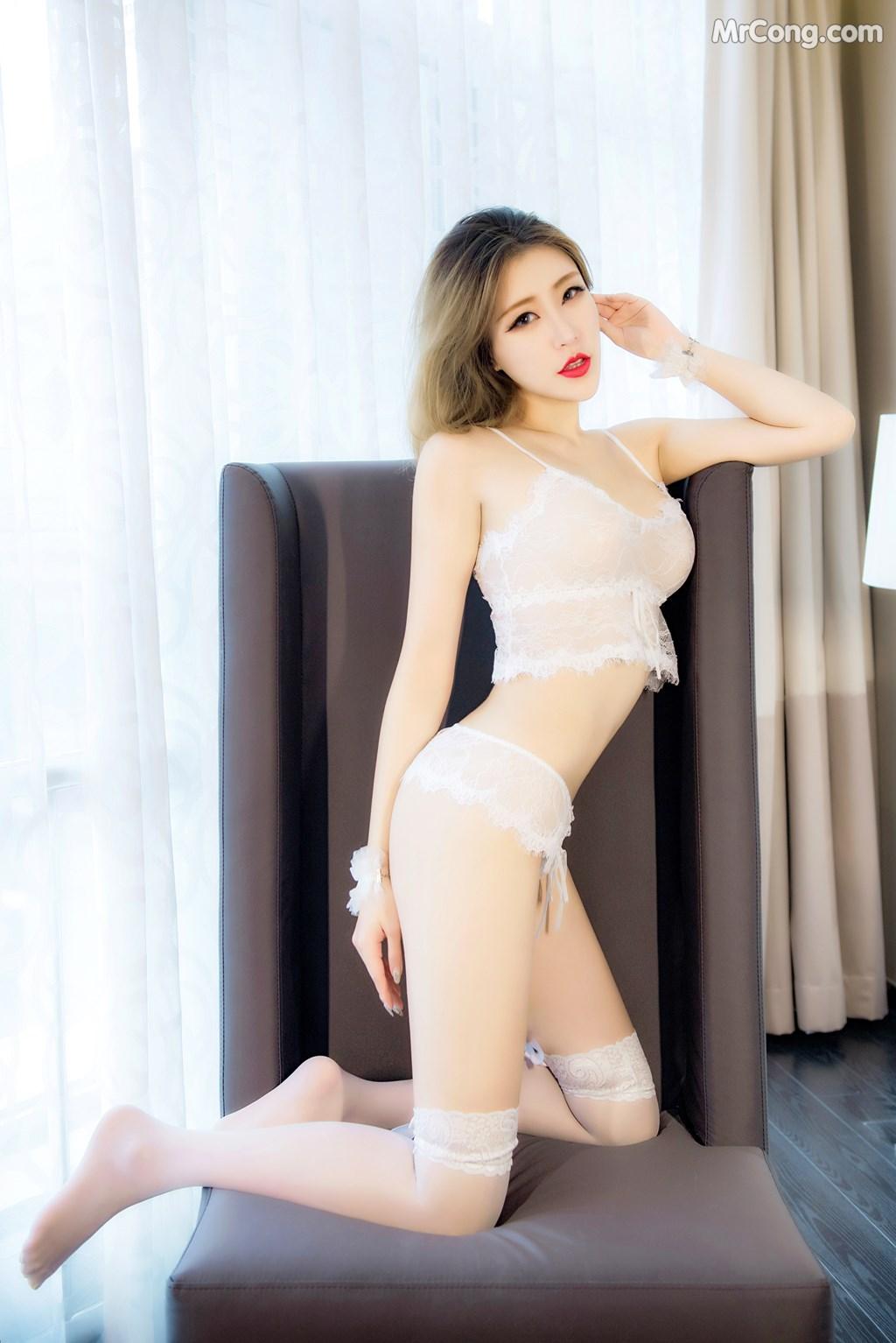 Image SLADY-2017-05-25-No.003-Zhao-Huan-Yan-MrCong.com-003 in post SLADY 2017-05-25 No.003: Người mẫu Zhao Huan Yan (赵欢颜) (46 ảnh)