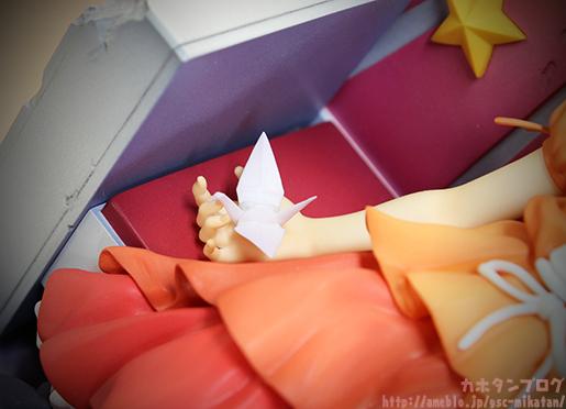 Yotsugi Ononoki origami