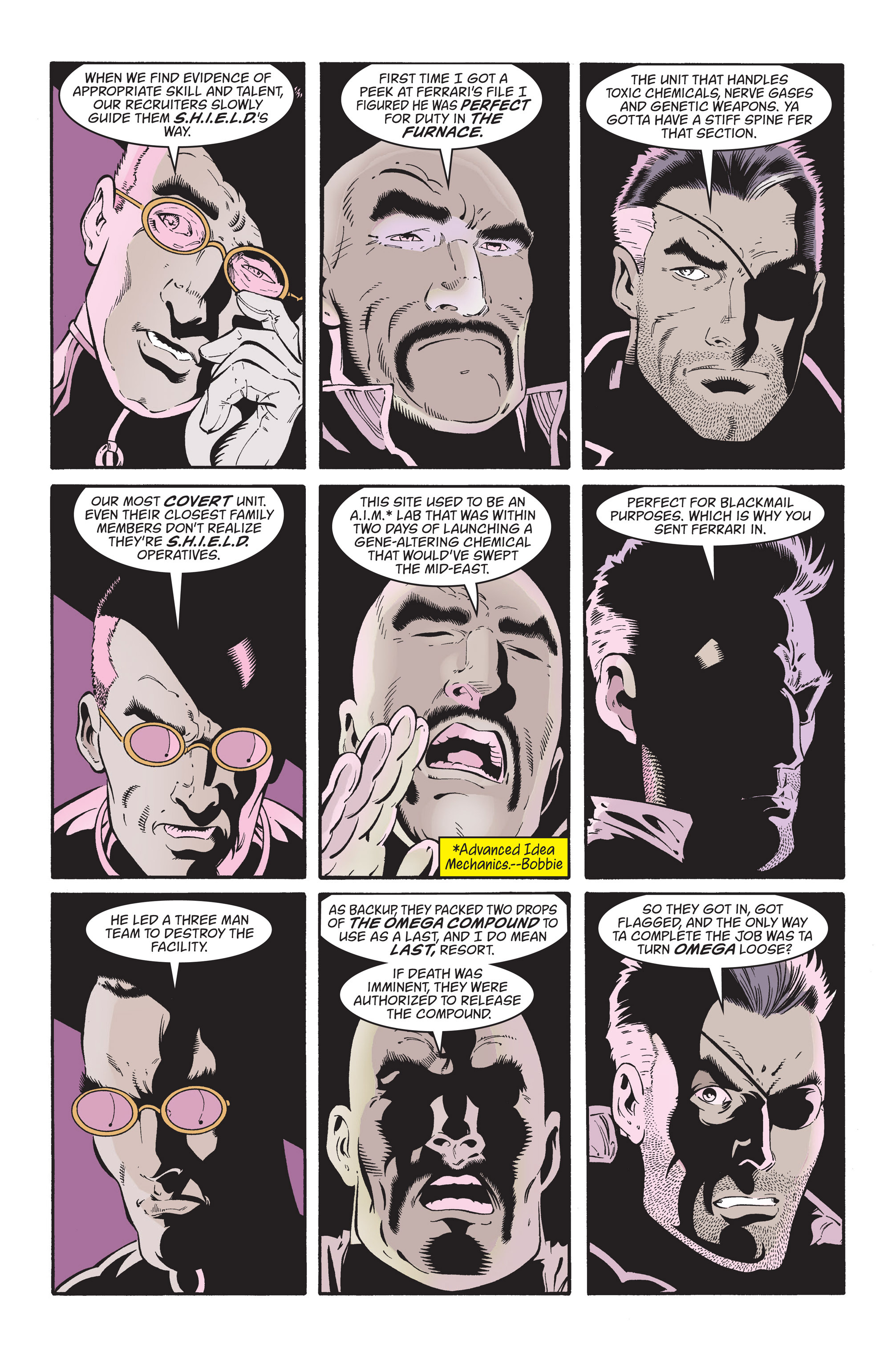 Captain America (1998) Issue #35 #41 - English 10