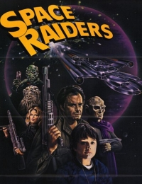 Space Raiders | Bmovies