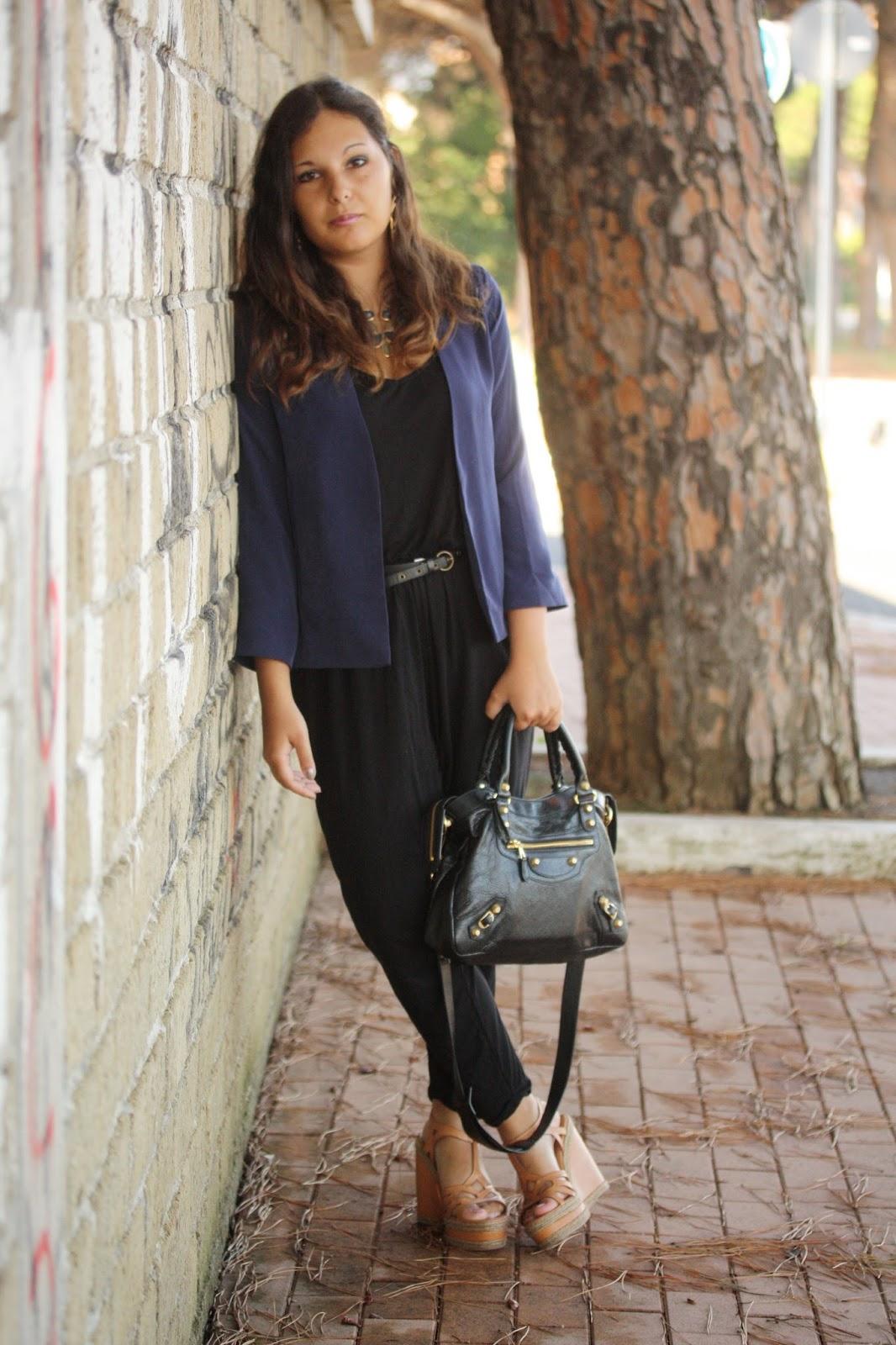 Come Abbinare Il Senape only shopping blog - fashion blogger: jumpsuit lunga