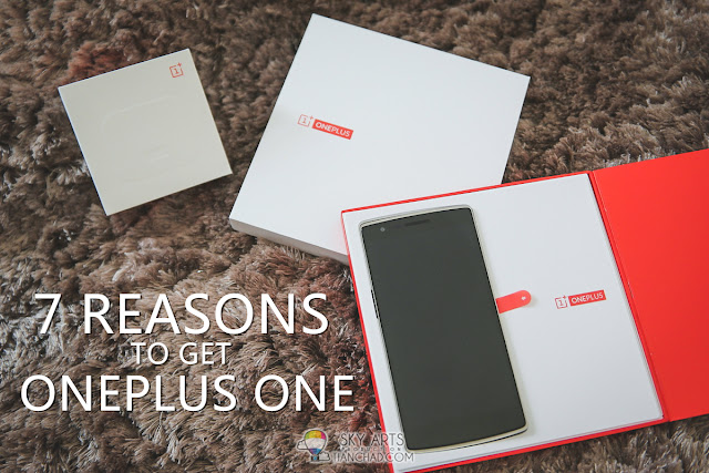 7 Reasons To Get OnePlus One In Malaysia