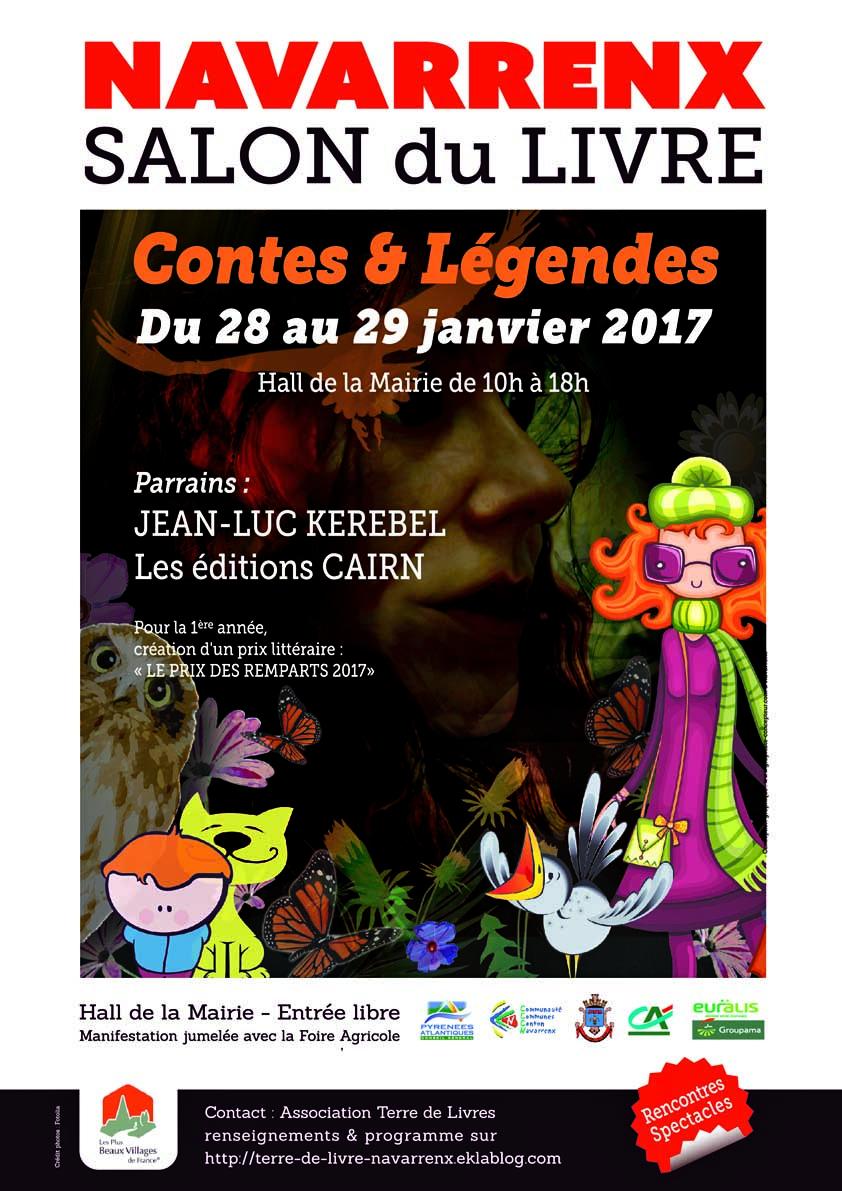 Biarn toust m b arn toujours navarrenx 28 29 janvier for Salon du livre montreuil 2017