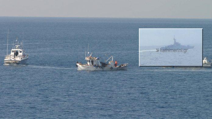 Έλληνες ψαράδες στέλνουν εξώδικο προς την κυβέρνηση – Βρισκόμαστε σε ακήρυχτο πόλεμο με τους Τούρκους
