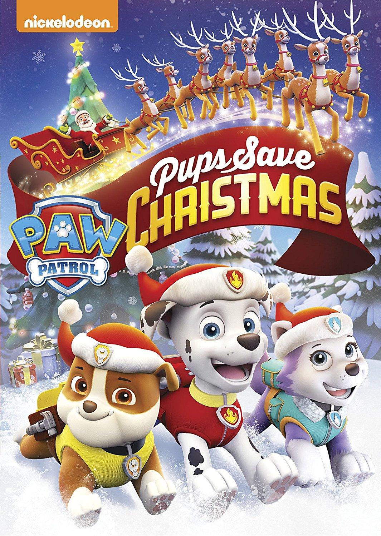 Paw Patrol: Pups Save Christmas [DVD5][Latino]
