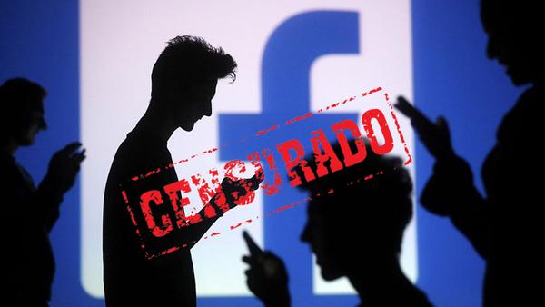 A guerra do Facebook contra a liberdade de expressão