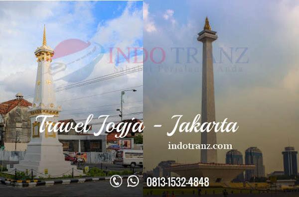 Indotranz: Jurusan Baru Travel Jakarta - Jogja