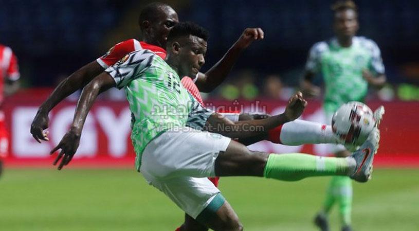نيجيريا vs جنوب إفريقيا