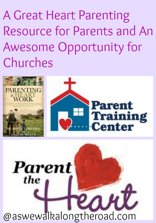 Heart parenting resources for churches and parents