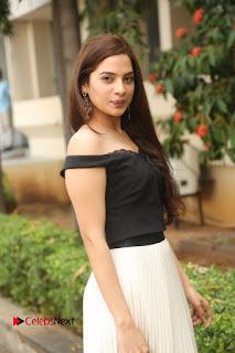 Telugu Actress Tanya Hope Stills at Appatlo Okadundevadu Audio Launch  0013.JPG