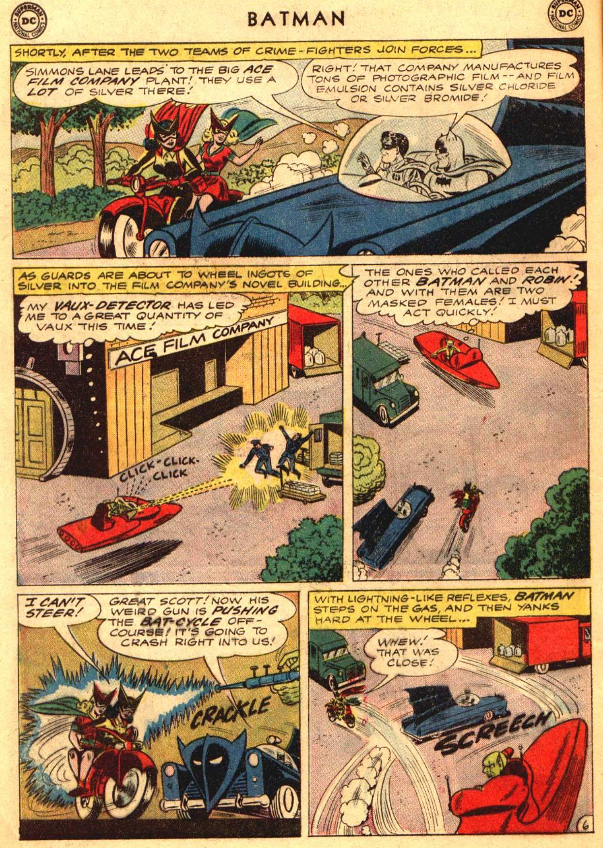 Read online Batman: The Black Casebook comic -  Issue # TPB - 127