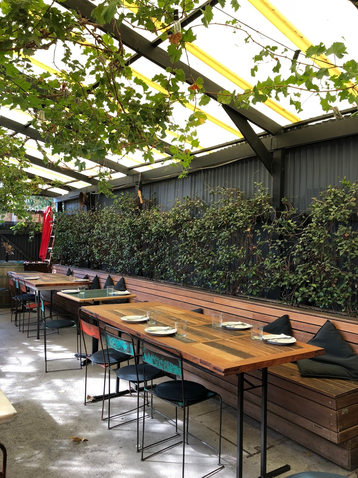 Weekend Food Escapes Italian Bar Franchi Brothers Paddington
