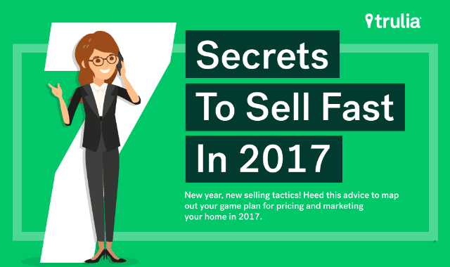 Secrets To Sell Fast In 2017