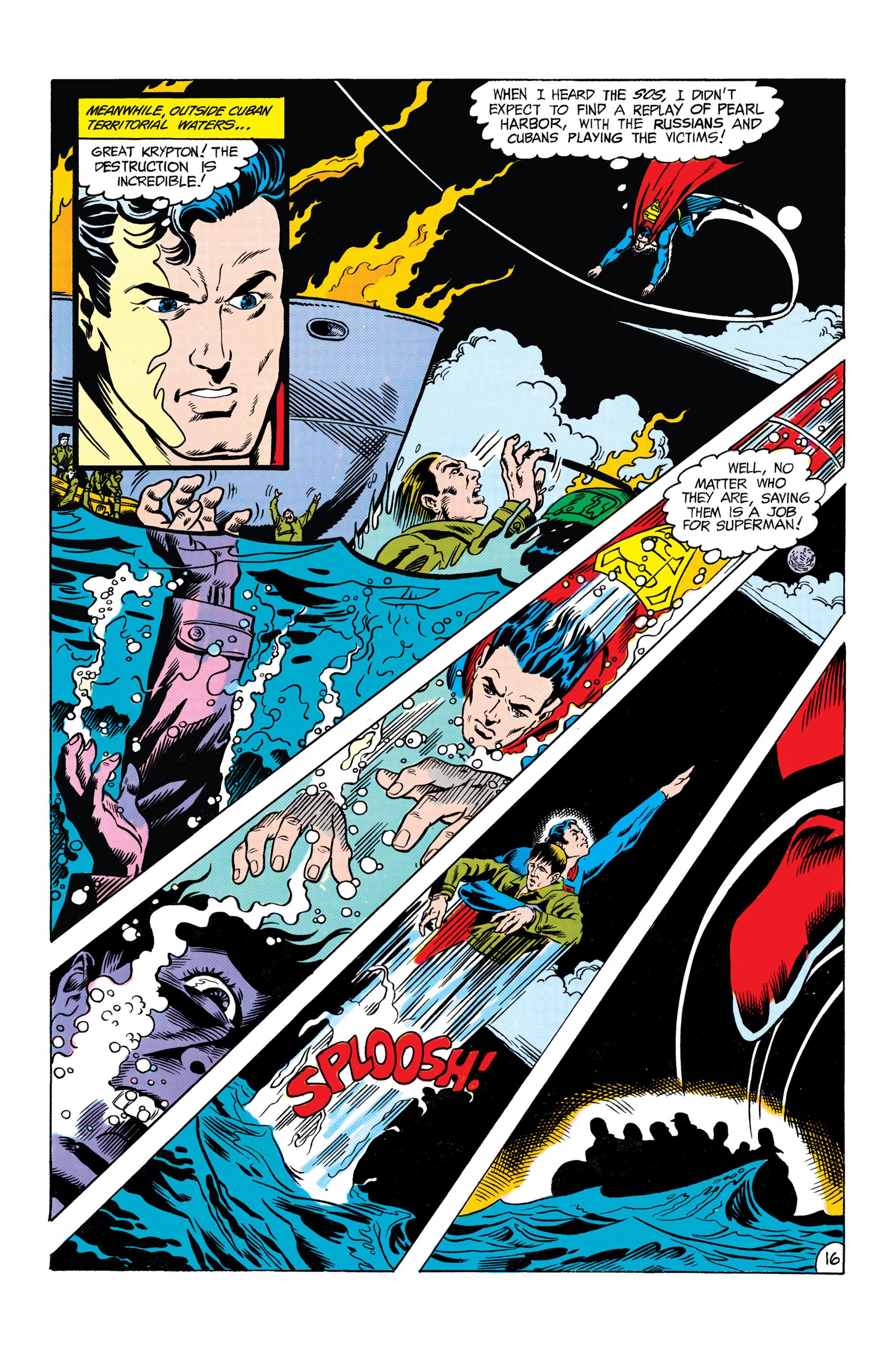 Read online World's Finest Comics comic -  Issue #306 - 17