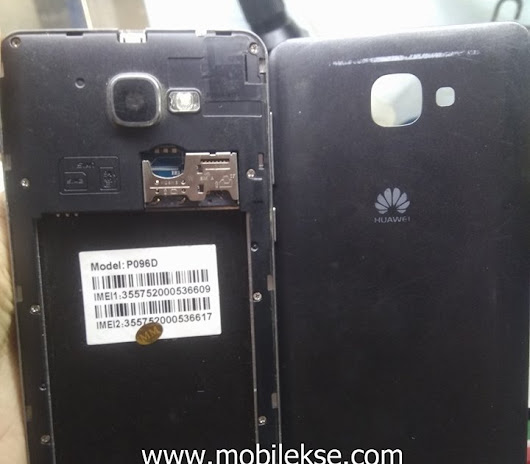 Huawei CLone P096D Firmware Download 100% Test